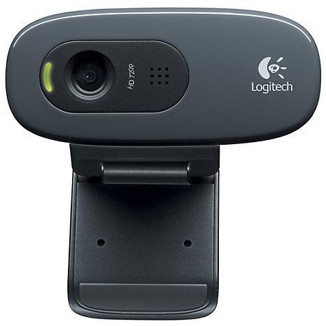 Logitech C270 720p HD Webcam £5 in store at ASDA