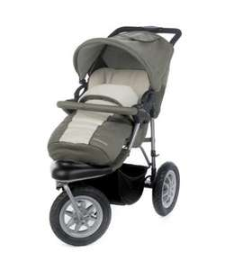 Mothercare Xtreme Pushchair Travel System £170, reduced from £400