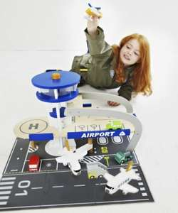 Mothercare / ELC Big City Wooden Airport £16