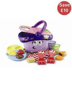 Leapfrog shapes and sharing picnic basket £9.99 @ Mothercare