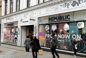 Republic Closing Down - HUGE savings