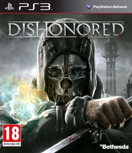 Dishonored (PS3 & 360) £15 Delivered @ Tesco Direct