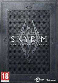 Skyrim Legendary Edition Steam Download - £15.99 with code then 8% Quidco @ gamefly