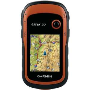 Garmin eTrex 20 GPS £119.99 @ Amazon
