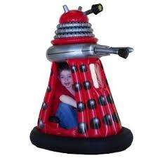 Dr Who 6 volt Ride in Dalek - Red only £34.99 + £2.99 P+P @ Amazon