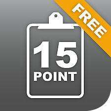 Halfords Autocentres Free 15 point safety check