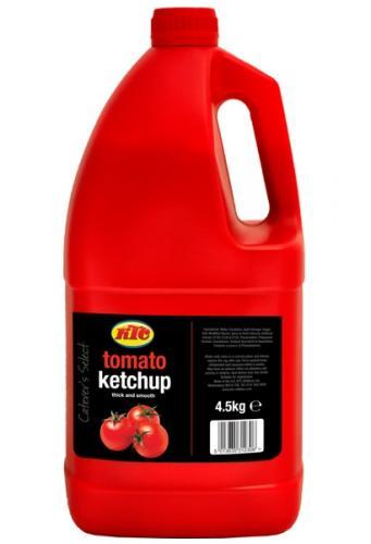 KTC Tomato Ketchup 4.5kg only £3 @ morrisons