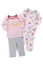 Babies 2 Pack Assorted Print T-Shirts & Leggings Outfits only £4.00! (was £12.00) @ M&S free collection from store!