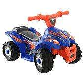 Kids 6V Battery Evo Quad Bike Ride-On (pink & blue) now £26 del to store @ Tesco