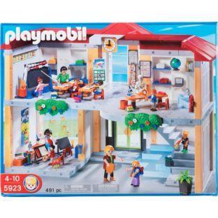 Playmobil School Building Argos £39.99 was £119.99