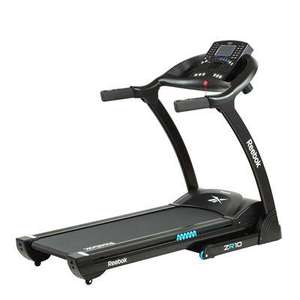 Reebok ZR10 Treadmill - £574.99 with code  @ sweatband +  5% quidco - effectively £546