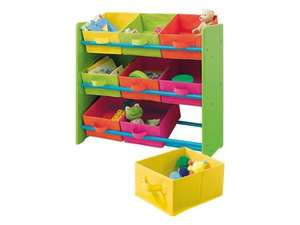Kids' TOY Storage Shelves @ LIDL - £19.99