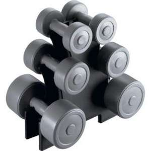 Pro Fitness Dumbbell Tree Set, £9.99 R&C @ Argos