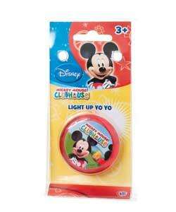 Mickey Mouse Clubhouse Mickey Light Up Yo Yo 99p R&C @ Argos