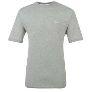 Slazenger Plain T Shirt Mens (Various Colours) £1.95 @ Sportsdirect