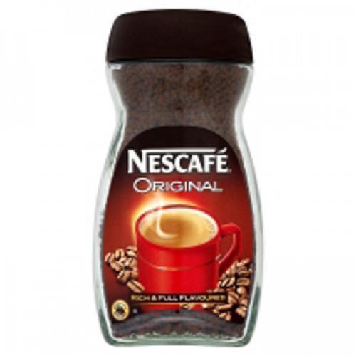 Nescaffe Original 50g 47p at sainsburys