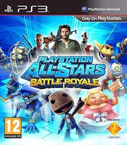 Playstation All-Stars Battle Royale £15 new and pre-owned in GAME