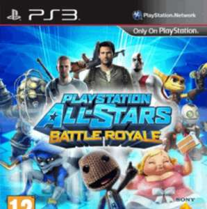 PlayStation All-Stars Battle Royale, new £13, ps3 @ Game
