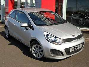 New Kia Rio 1.25 1 3dr Brand New at £8,520 @ CarQuake