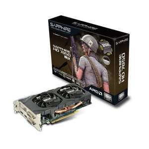 2GB Sapphire HD7850 graphics card. Best card around the price mark, and alot cheaper than elsewhere!  £136.98 @ Amazon + Free Delivery