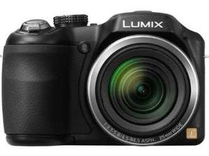 Panasonic Lumix LZ20 Bridge camera on Amazon down to £69.99 (black OOS but red available)