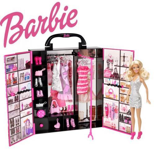 Barbie Fashionista Ultimate closet £15 @ Debenhams