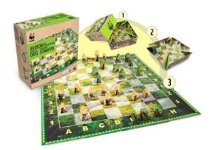 wwf congo basin chess £4.73 @ amazon