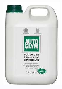 Autoglym Bodywork Shampoo Conditioner 2.5 Litre £10.49 @ Amazon