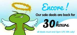 Greenmangaming Encore, all 666 deals back on for 30 hours (Various prices)