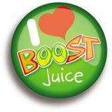 Free smoothie for first 25 customers at each Boost store Monday 8th July