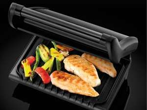George Foreman 5 portion family grill - 2 year warranty - £19.99 instore Lidl from Monday 15th July