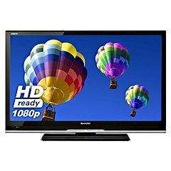 "Sharp LC32LE240 32"" Full HD 1080p LCD TV £169.99 @ Sainsburys"