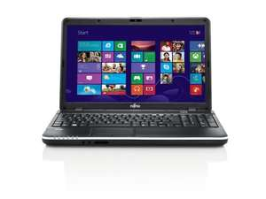 Fujitsu Lifebook AH512 15.6-inch Laptop (Black) - (Intel Celeron 1.8GHz Processor, 4GB, Windows 8 £199.99 @ Amazon