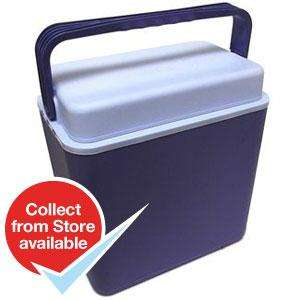 24 Litre Cool Box - Collect from store - £8.99 - Home Bargains