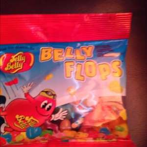Jelly belly belly flops 120g bags of jelly beans £1.00 in poundland