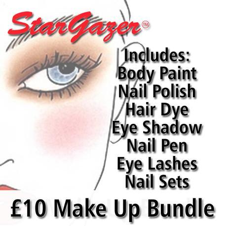 Stargazer Makeup - 7 item Make Up Bundle - £10 @ MAM Store