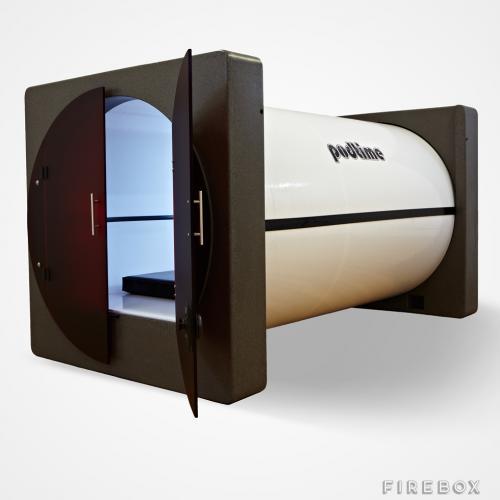 PODTIME SLEEPING PODS - Firebox - £1375