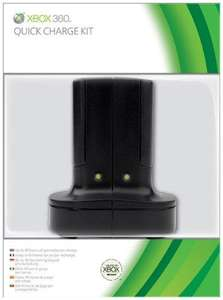Xbox 360 Quick Charge Kit - £8 @ ASDA (Instore)
