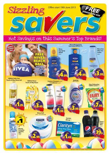 Pantene Shampoo(400ml) or Conditioner(360ml) £1.99 at Savers
