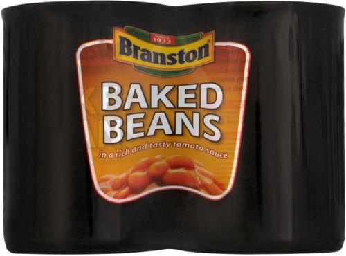 Branston Baked Beans (4 x 410g) £1 @ Asda