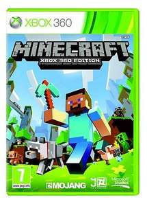 MINECRAFT XBOX 360 NEW £13.99 @ Argos