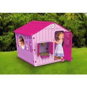 Chad Valley Pink Wendy House NOW £44.99 with free delivery Or R&C @ Argos