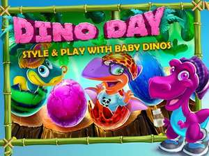 Dino Day - Style & Play with Baby Dinosaurs FREE @ Amazon