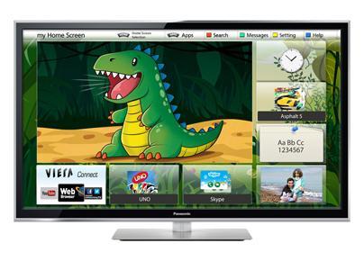 Panasonic TX-P42GT60B - £966 - 5yr warranty - Instore - TV & Video Direct