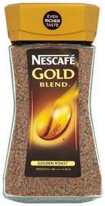 Nescafe Gold Blend Coffee 200gm only £5 @ co-operativefood