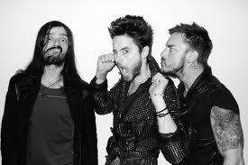30 seconds to mars 19/11/2013 glasgow hydro £29.50 @ ticketsoup