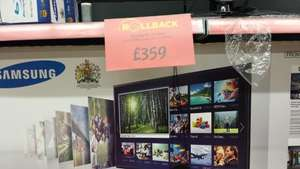 "Samsung UE39F5300 39"" Led Smart TV £359 @ Asda INSTORE ONLY"