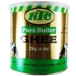 KTC Butter Ghee 2 kg for £ 9 at ASDA