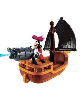 Jake and the Neverland Pirates Hook's Battle Boat £8.10 @ debenhams