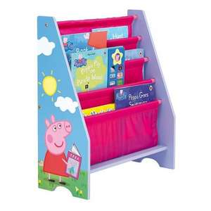 Peppa Pig Sling Bookcase - £22.50 at Asda (Also Thomas The Tank Engine & Hello Kitty)